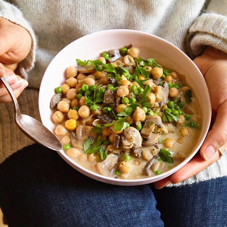 Chickpea stew Madeline Shaw