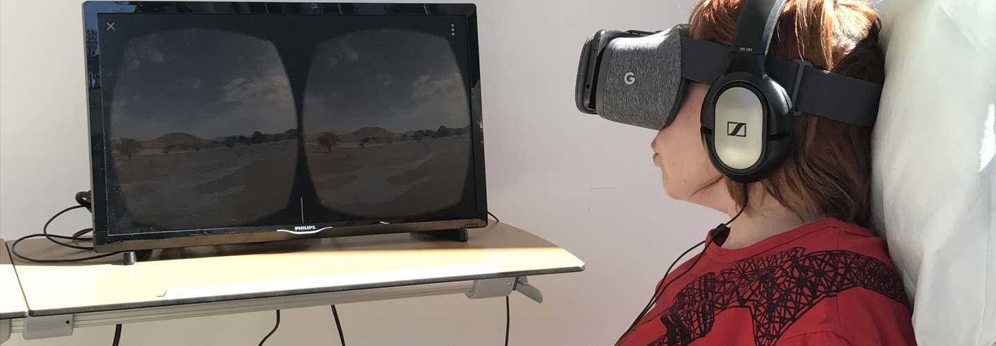 Trinity launches research into virtual reality therapy