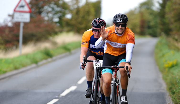 Royal Trinity Hospice Prudential Ride London